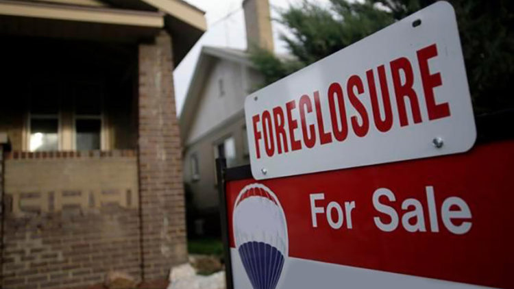 Foreclosure Saved