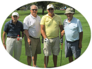 Joseph Corporation Golf Outing 2017